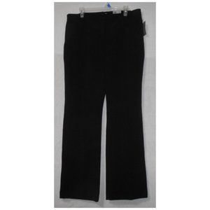 Slim Fabulous By Attention Womens Black Pants NWT